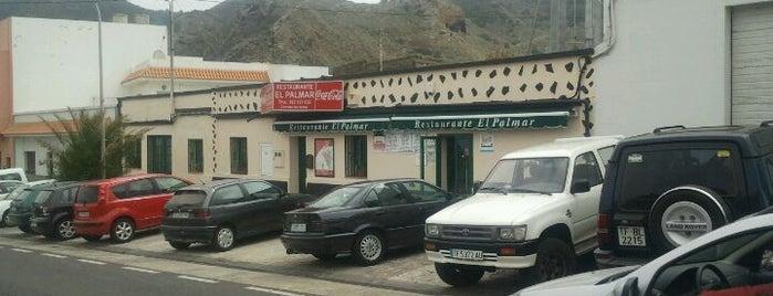Restaurante El Palmar is one of Tenerife: restaurantes y guachinches..