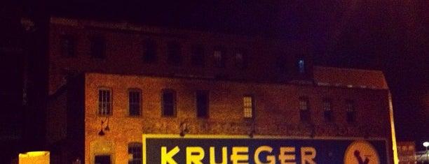 Krueger Flatbread is one of Haverhill.