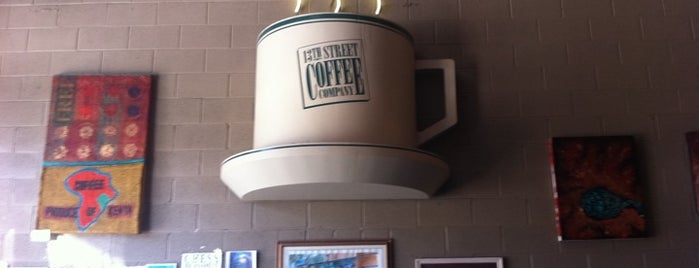13th Street Coffee Company is one of The 15 Best Places for An Espresso in Omaha.