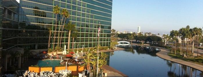 Hyatt Regency Long Beach is one of Hotels I've Stayed At.