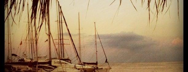 Porto di Lipari is one of South Italy.