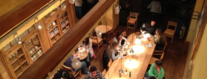 Le Pain Quotidien is one of Comes Bebes SP.