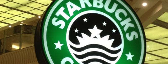 Starbucks is one of Must visit Place and Food in Saudi Arabia.