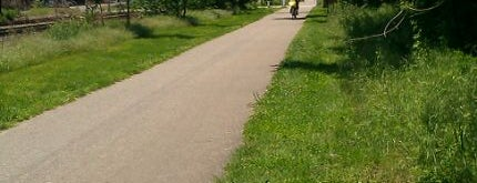 Schuylkill River Trail - Conshohocken is one of Cycling Destinations.