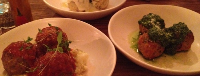 The Meatball & Wine Bar is one of Melbourne.