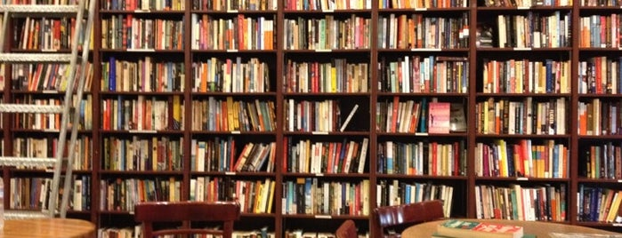 Housing Works Bookstore Cafe is one of NYC Bucket List.