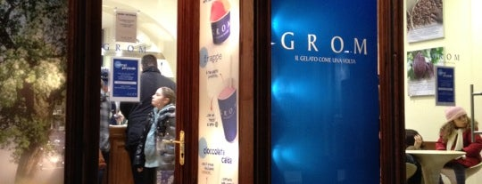 Grom is one of Trieste.