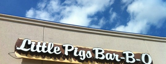 Little Pigs BBQ Restaurant is one of South Carolina Barbecue Trail - Part 1.