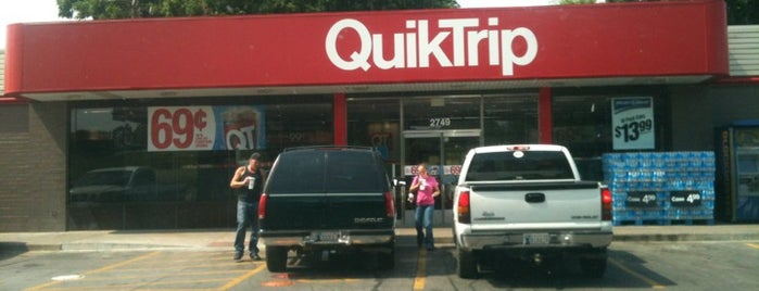 QuikTrip is one of The 13 Best Places for a Hot Chocolate in Tulsa.