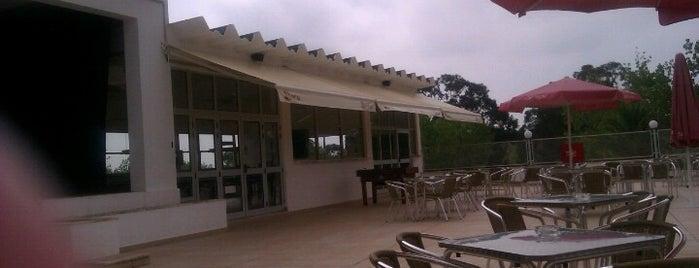 Parque De Campismo De Armação De Pera is one of Algarve.