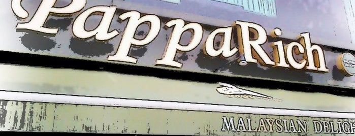 PappaRich is one of FoodLovers.