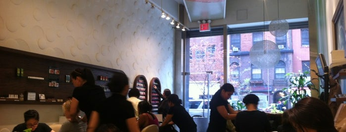Iris Nails is one of NYC Nightlife.