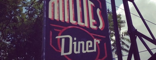 Millie's is one of 4sq Cities! (USA).