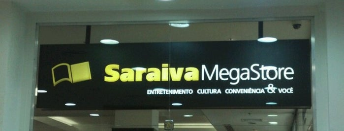 Saraiva Megastore is one of Bairro Moinhos de Vento.