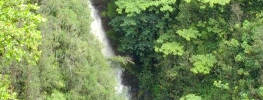 Kahuna Falls is one of The Best of The Big Island.