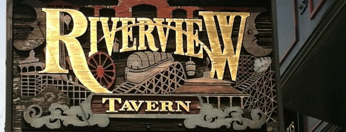 Riverview Tavern is one of 2013 Chicago Craft Beer Week venues.