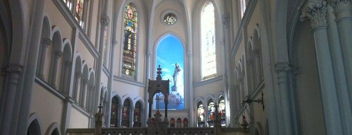 Igreja Matriz Nossa Senhora Rosário is one of Igrejas [Churches]: Nossa Senhora do Rosário.