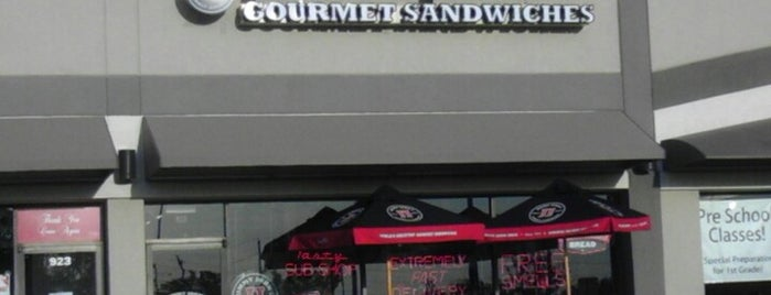 Jimmy John's is one of Top 10 dinner spots in Brownsburg, Indiana.