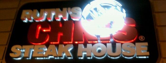 Ruth's Chris Steak House - Atlanta - Centennial Olympic Park is one of #myhints4Atlanta.