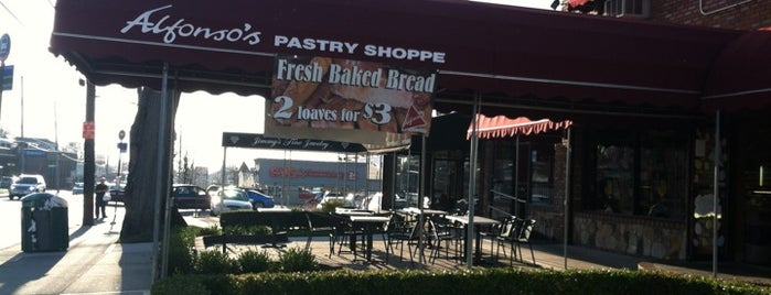 Alfonso's Pastry Shoppe is one of Eats.