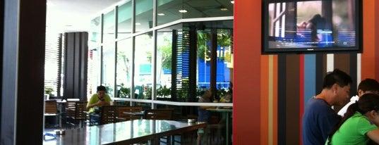 McDonald's / McCafé is one of Makan @ PJ/Subang(Petaling) #3.