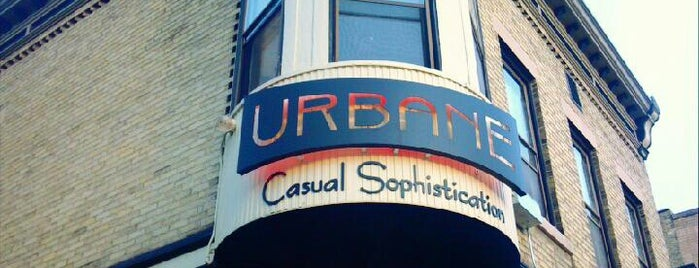 Urbane is one of The best after-work drink spots in Sheboygan, WI.