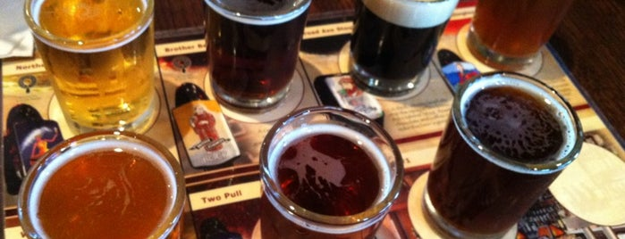 Granite City Food & Brewery is one of Restaurants To-Do.