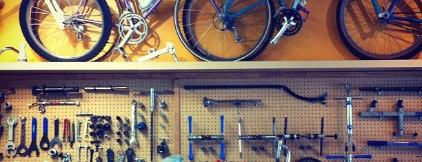 Velo Cult Bicycle Shop & Bar is one of Best of Portland.
