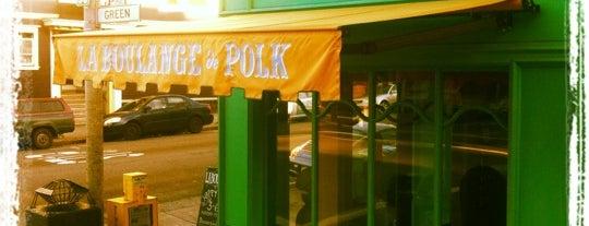 La Boulange de Polk is one of SF To-Do (Coffee).