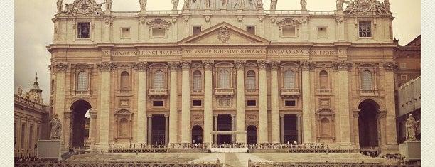 Basílica de San Pedro is one of Bucket List Places.