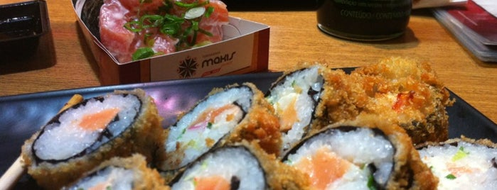 Makis Place is one of Restaurantes.