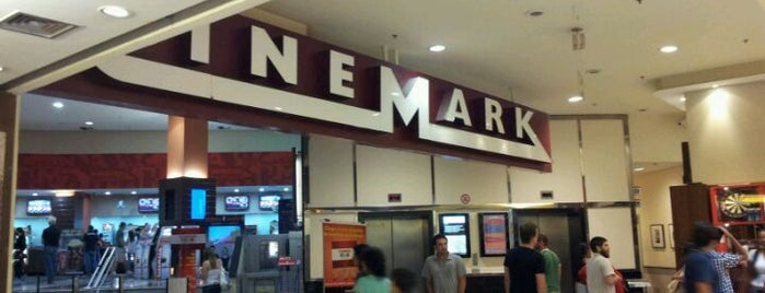 Cinemark is one of Minha Lista JM.