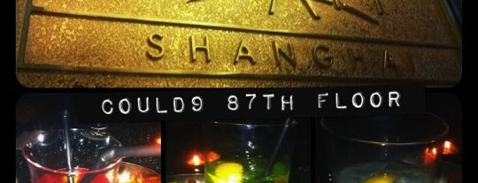 Cloud 9 is one of Shanghai list of to-dos.