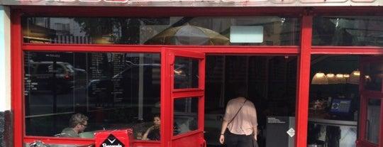 Barracuda Diner is one of Algunos lugares....