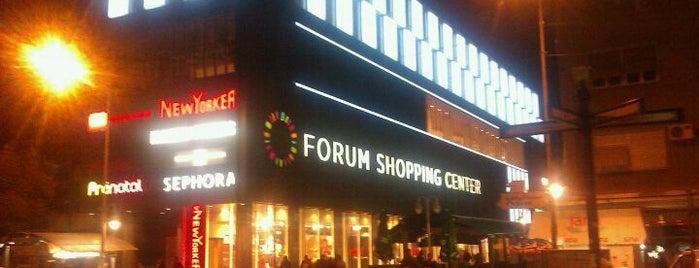 Forum Shopping Center is one of Random.