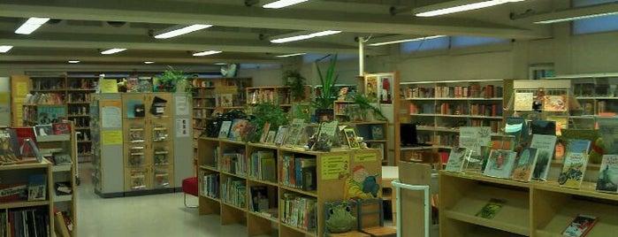 Soukan kirjasto is one of HelMet-kirjaston palvelupisteet.