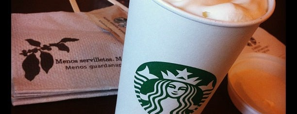 Starbucks Coffee is one of Barcelona.