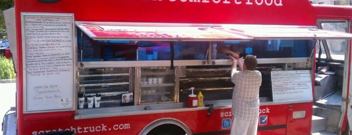 Scratch Street Food is one of Indy Food Trucks.
