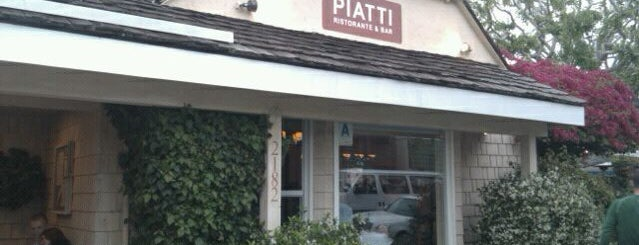 Piatti is one of SD: Food & Drinks.