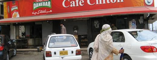 Cafe Clifton is one of Resturants for Young Genration..