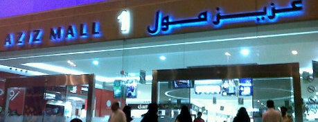 Aziz Mall is one of Must Visit Places In Jeddah (Saudi Arabia).