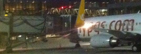 İstanbul Sabiha Gökçen Uluslararası Havalimanı (SAW) is one of Airports in Europe, Africa and Middle East.