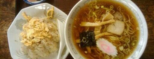 亀印うどん食堂 is one of 月島もんじゃレス.