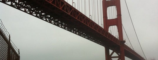 Ponte Golden Gate is one of Stunning Views Around the World by Nokia.