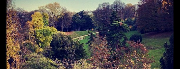 Buttes Chaumont Park is one of Must-See Attractions in Paris.