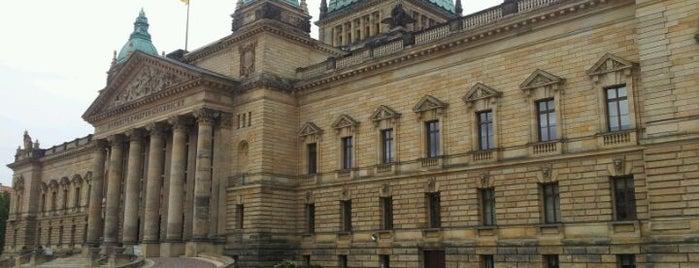 Bundesverwaltungsgericht is one of Germany.
