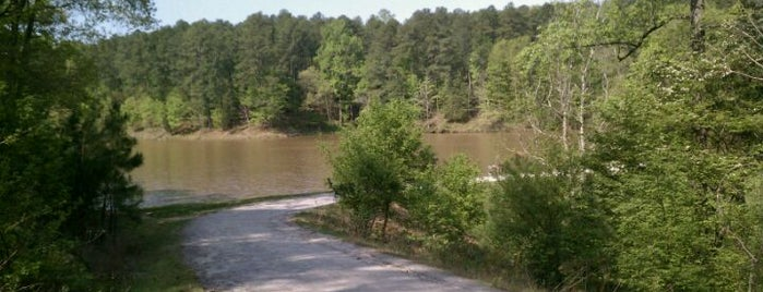 William B. Umstead State Park is one of Entertainment.