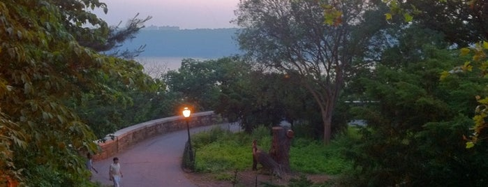Fort Tryon Park is one of Tourist attractions NYC.