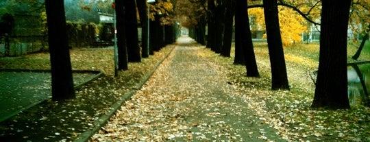 Kronvalda parks is one of Unveil Riga : Atklāj Rīgu : Открой Ригу.