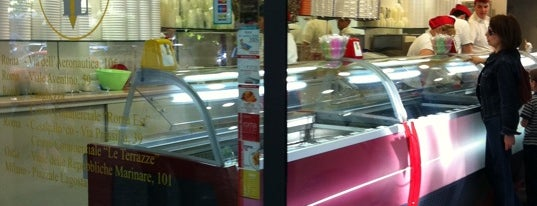 Il Gelato is one of Roma locali: checked.